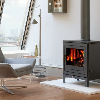 Chesneys Shoreditch 8 series multi-fuel stove