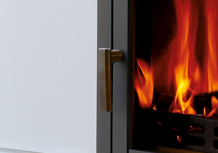 Chesneys Shoreditch 8 series multi-fuel stove