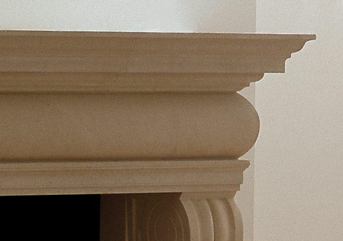Chesneys Vicenza fireplace