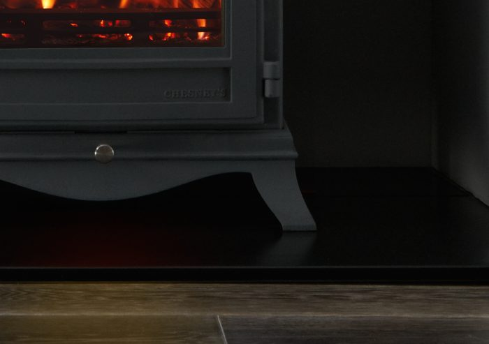 The Beaumont 5KW Wood Burning Stove – The Fireplace Company, Crowborough, 3