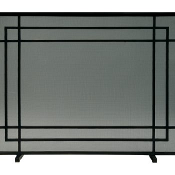 Chesneys Brompton fire screen