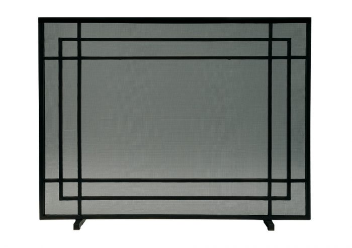 The Brompton Fire Screen - The Fireplace Company, Crowborough