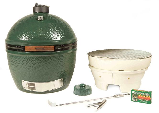 Big Green Egg XL packshot
