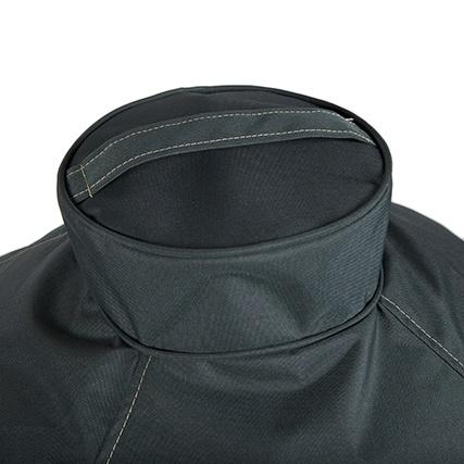 Big Green Egg Cover Premium Ventilated Nest Cover Medium Detail 1