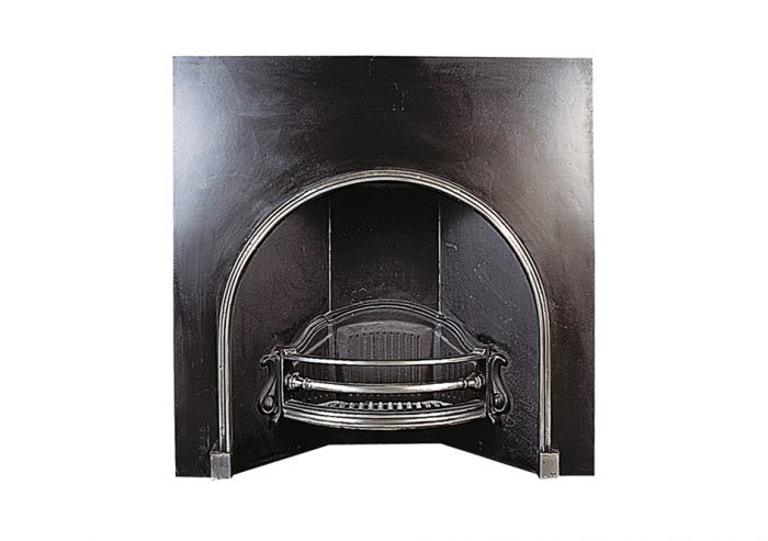 Chesneys Plain Arched register grate