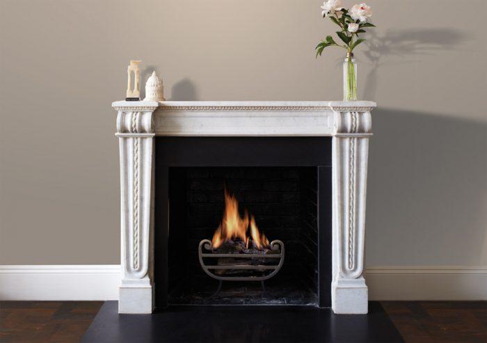 Chesneys Fireplace Contemporary Belvedere By Alexa Hampton Main