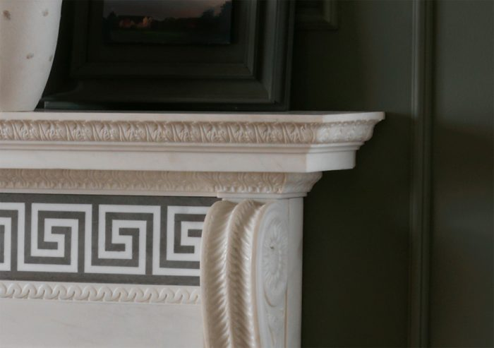 Chesneys fireplace contemporary Chillington detail 2