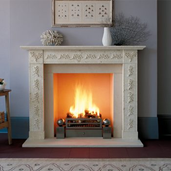 Chesneys fireplace contemporary Coral main