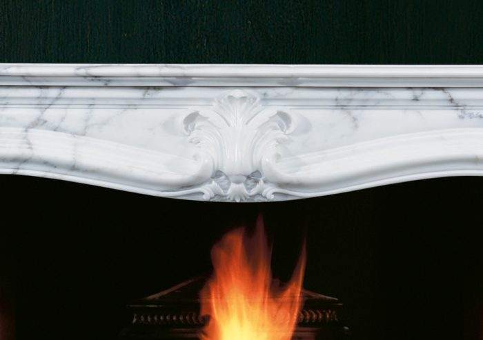 Chesneys La Rochelle fireplace