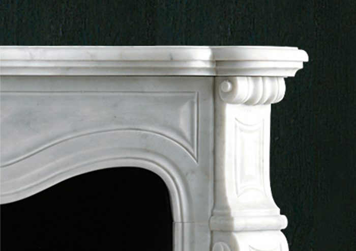 Chesneys Pompadour fireplace