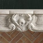 Chesneys Fireplace French Provencale Detail 1