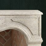 Chesneys Fireplace French Provencale Detail 2