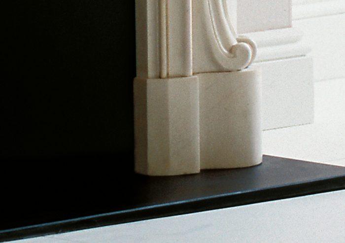 Chesneys Fireplace French Regence Detail 3