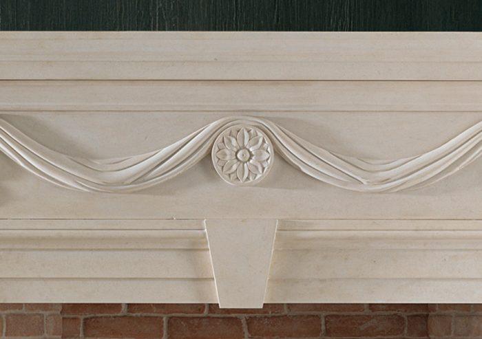 Chesneys Fireplace Georgian Brettingham Detail 1