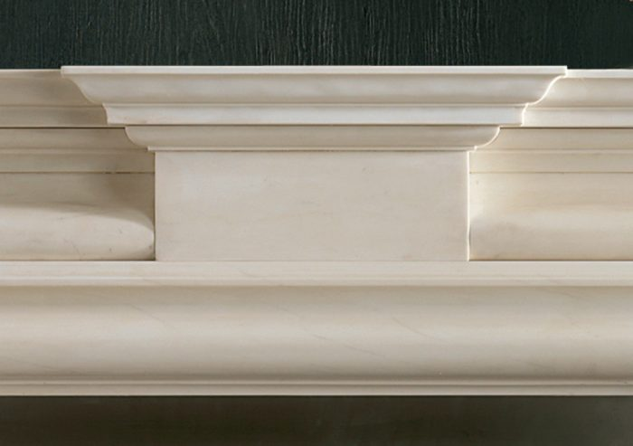 Chesneys Leverton fireplace