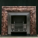 Chesneys Wessex Bolection fireplace with the Campbell register grate