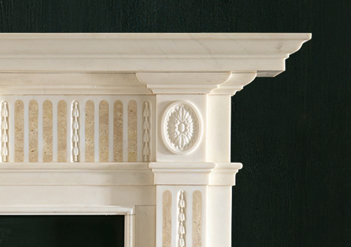 Chesneys Albemarle fireplace