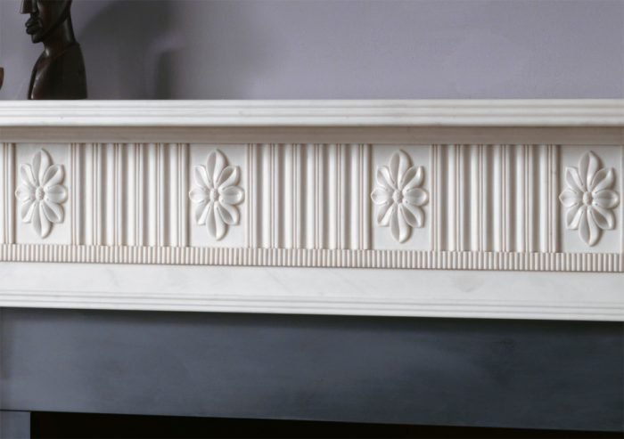 Chesneys Fireplace Regency Nash Detail 1