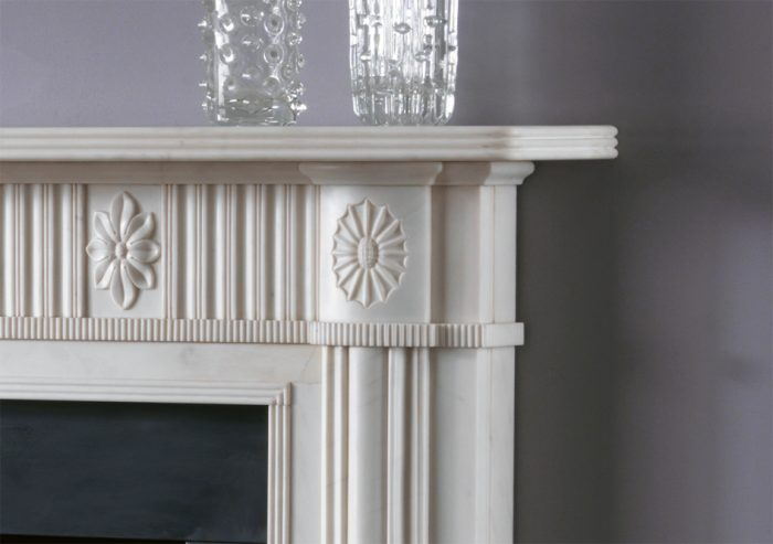 Chesneys Nash fireplace