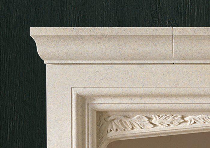 Chesneys Chiswick Tudor fireplace