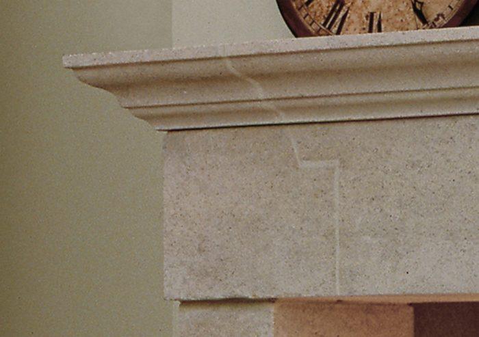Chesneys Fireplace Stone Marseilles Detail 1