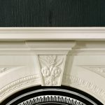 Chesneys Fireplace Victorian Holland Detail 1