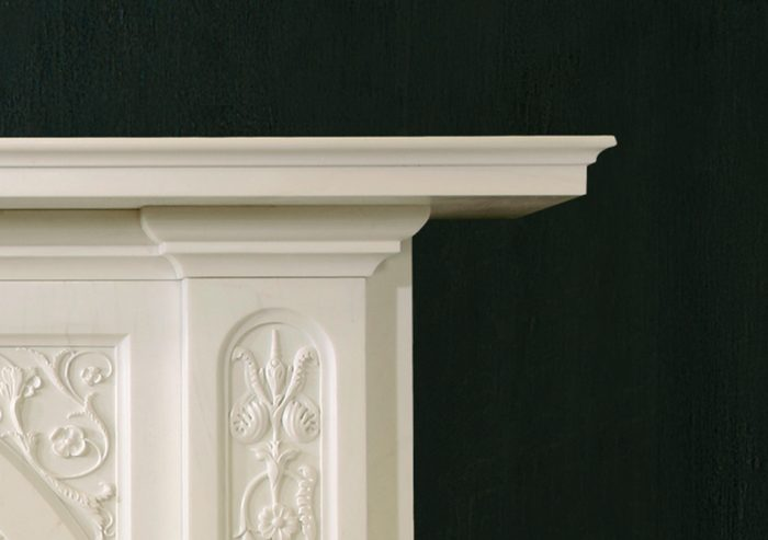 Chesneys Fireplace Victorian Holland Detail 2