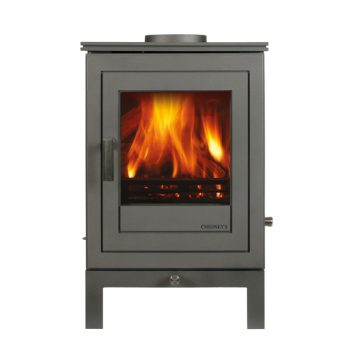 Chesneys Shoreditch 6 series multi-fuel stove