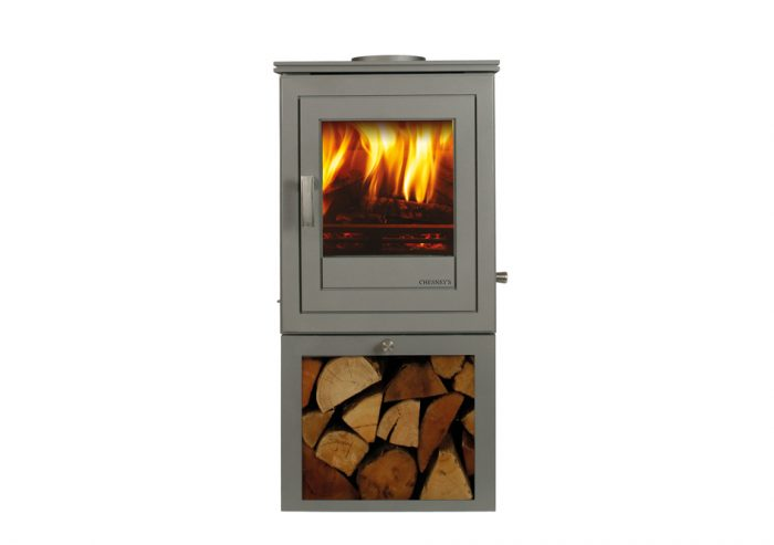 Chesneys Shoreditch 6 series XLS multi-fuel stove