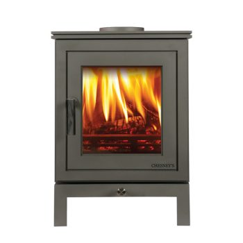 Chesneys Shoreditch 4 series wood burning stove
