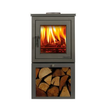 Chesneys Shoreditch 4 series XLS wood burning stove
