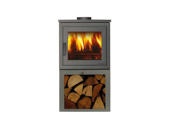 Chesneys Shoreditch 5 series XLS wood burning stove