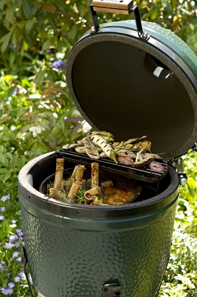 Best charcoal grill Big Green Egg cooking
