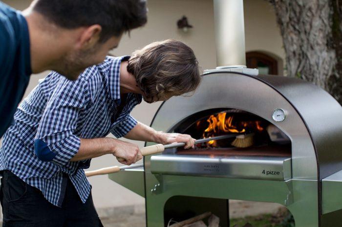 Alfa Pizza 4 Pizze wood-fired oven brush 1024