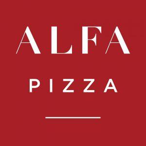 Alfa Pizza logo 1000