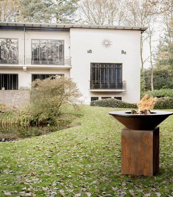 Ofyr outdoor cooking reimagined garden