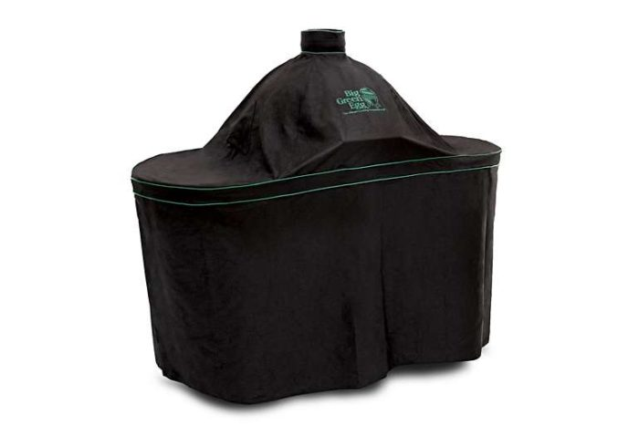 Big green egg premium cover for egg in island black product image