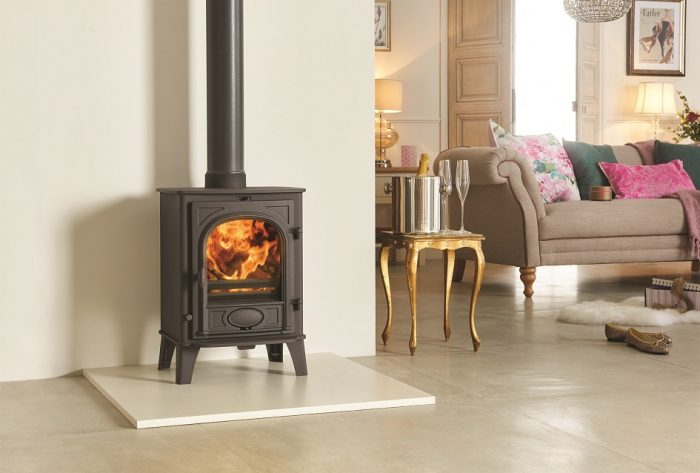 Stovax & Gazco Stockton 6 wood burning stove