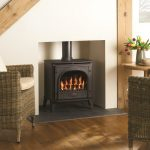 Stockton wood burning multi fuel and gas stoves 10