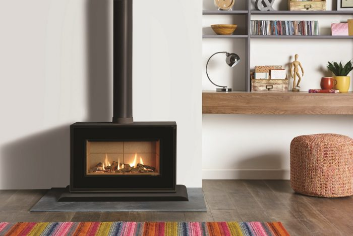 Stovax & Gazco Studio 1 gas fire