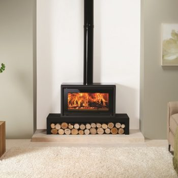 Stovax & Gazco Studio 1 wood burning stove