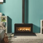 Stovax & Gazco Studio 2 gas fire