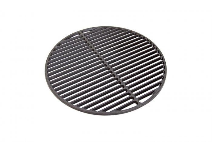 Big Green Egg cast iron searing grid