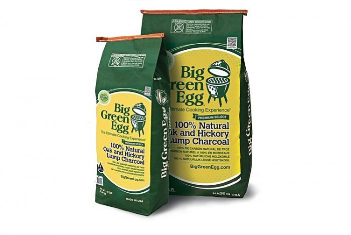 Big Green Egg premium natural lump charcoal