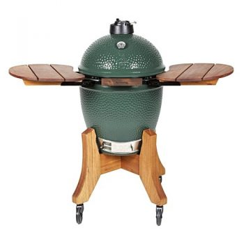 Big Green Egg Royal Mahogany Folding Shelves