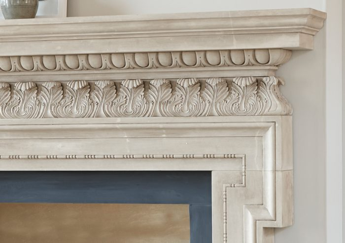 Chesneys Fireplace Georgian Chichester Detail 2
