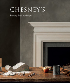 Chesneys fireplaces baskets grates fire dogs catalogue 231