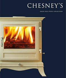 Chesneys wood burning and multi fuel stoves catalogue 231