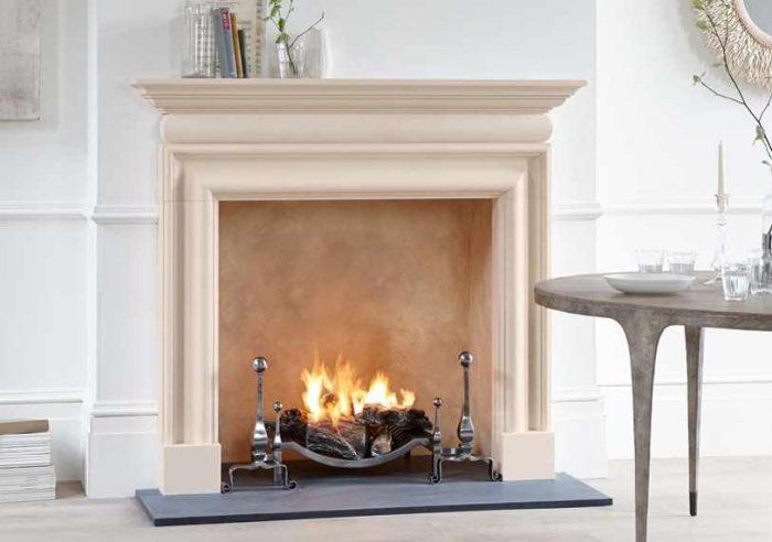The Clandon Bolection Fireplace – The Fireplace Company, Crowborough main