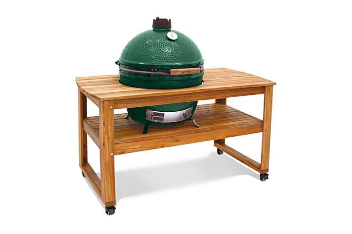 Big Green Egg XL Acacia Table product image